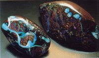 C. Natural opal type 3 (Matrix opal)
